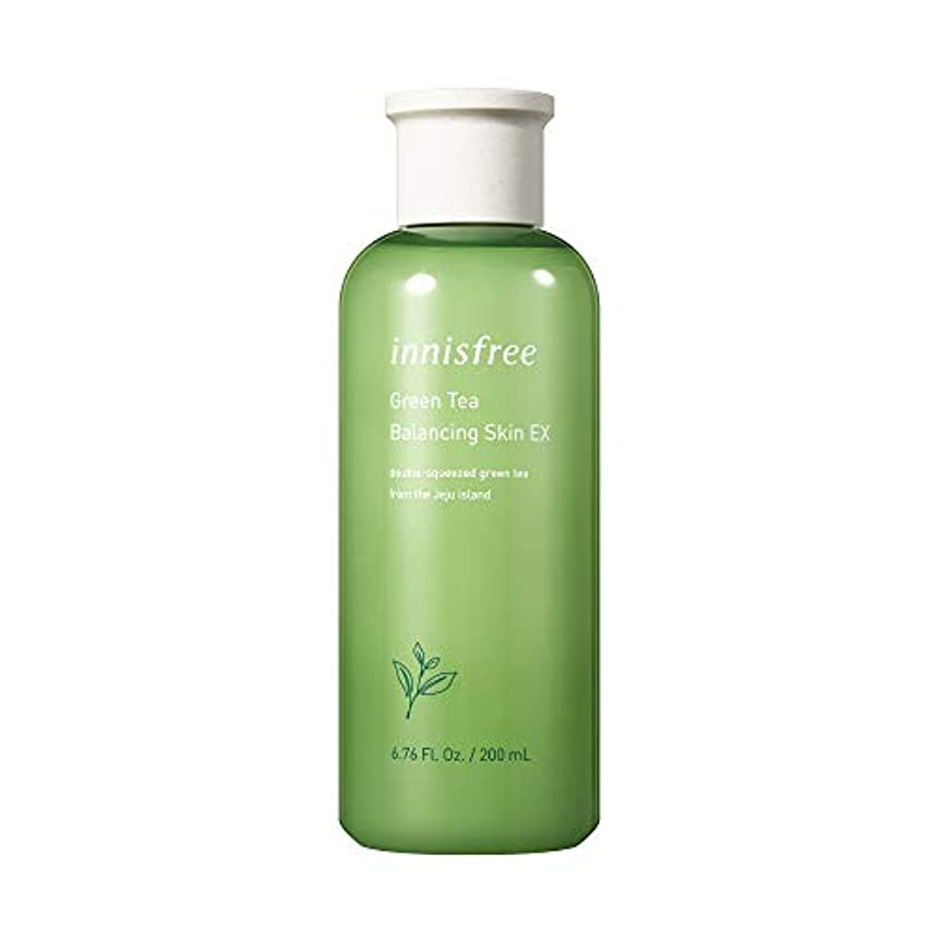 抹消好む生物学イニスフリー日本公式(innisfree)グリーンティー バランシングスキン[化粧水]200mL