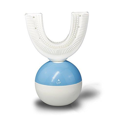 ソニック電動歯ブラシ、自動成人電動歯ブラシ、デュアル電動歯ブラシヘッド、怠惰...