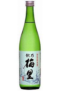 小黒酒造(株) 越乃梅里 特別純米酒 720ml/新潟 e642