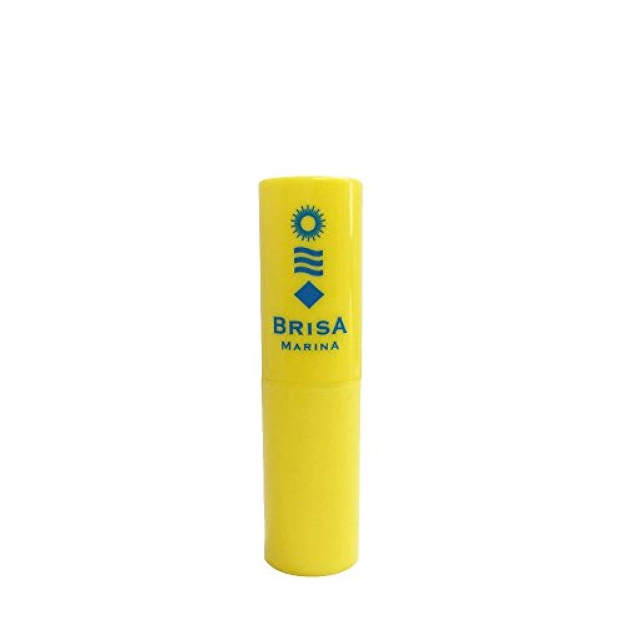 医薬品船尾操作可能BRISA MARINA(ブリサ マリーナ) 日焼け止めUVリップ(クリア) 3g[SPF32 PA+++] Z-0CBM0016200 バリエーション不要