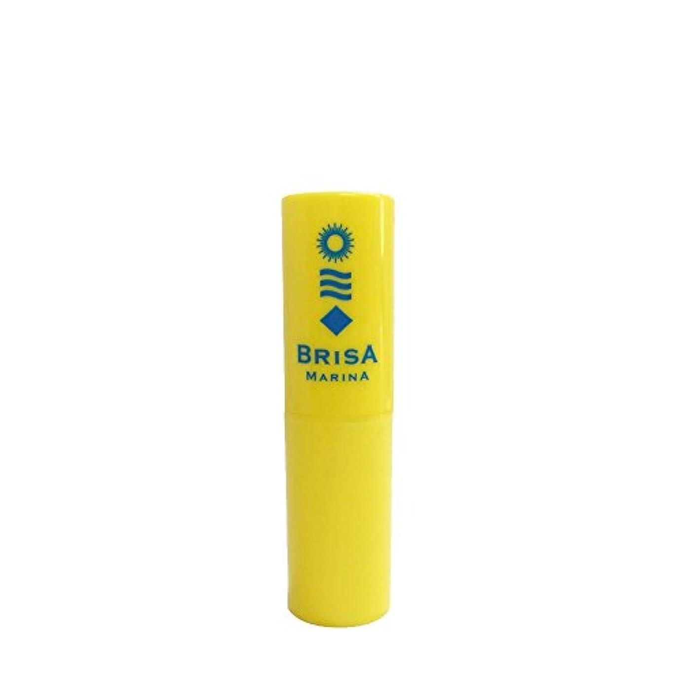 消費者決定的どこにでもBRISA MARINA(ブリサ マリーナ) 日焼け止めUVリップ(クリア) 3g[SPF32 PA+++] Z-0CBM0016200 バリエーション不要