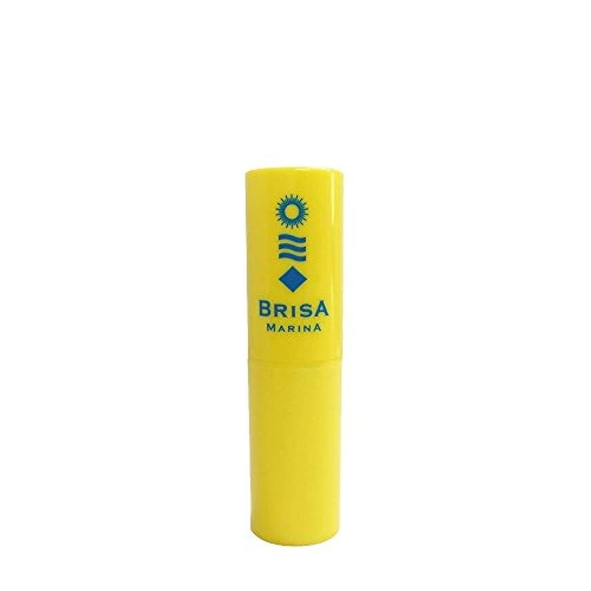 抗生物質伝統的付与BRISA MARINA(ブリサ マリーナ) 日焼け止めUVリップ(クリア) 3g[SPF32 PA+++] Z-0CBM0016200 バリエーション不要