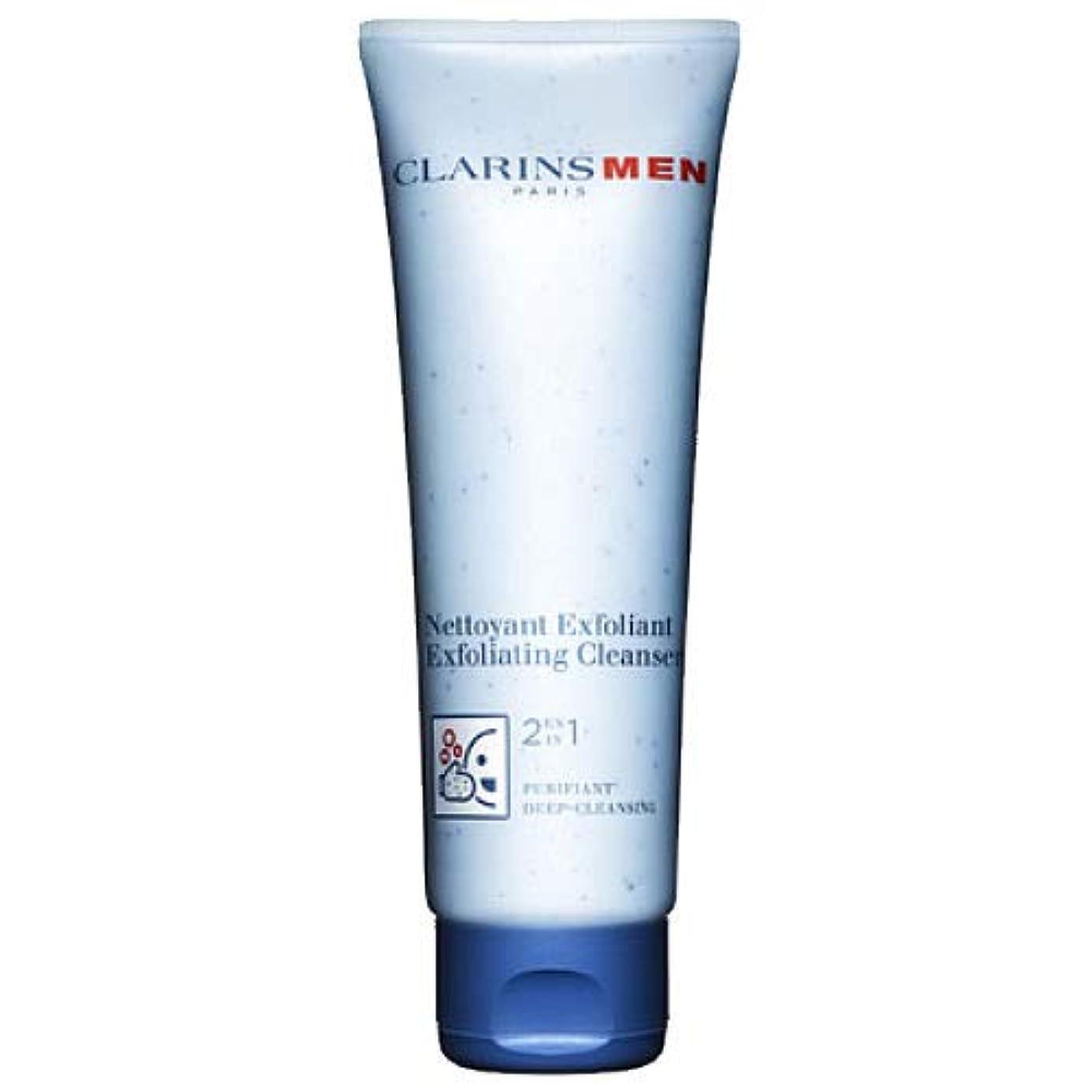 クラランス CLARINS クラランス メン エクスフォリエイティング クレンザー 125ml [並行輸入品]