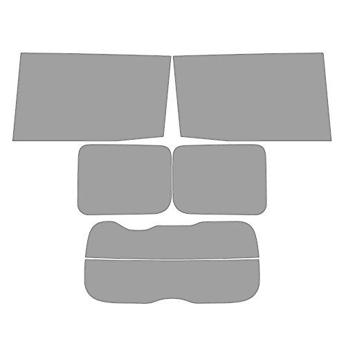 ミラリード カット済みカーフィルム トヨタ ヴォクシー R80系 H26/1~ 失敗安心サービス付 ...