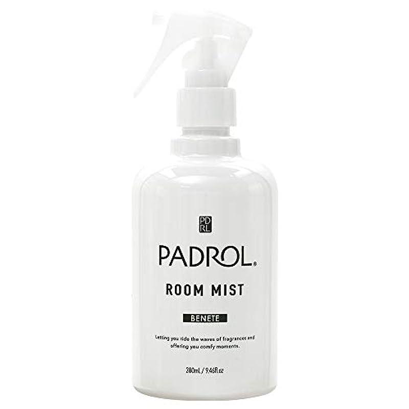 以内にメモコーラスノルコーポレーション ルーム&ファブリックミスト パドロール PAB-2-01 ホワイトムスクの香り 280ml