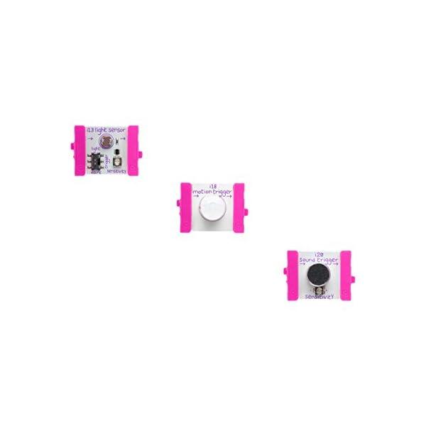 littleBits 電子工作 モジュール Se...の商品画像