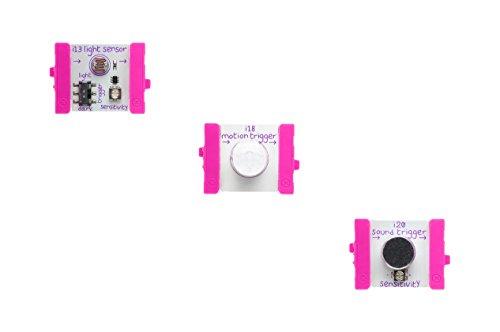 littleBits 電子工作 モジュール Sense It Pack セン...