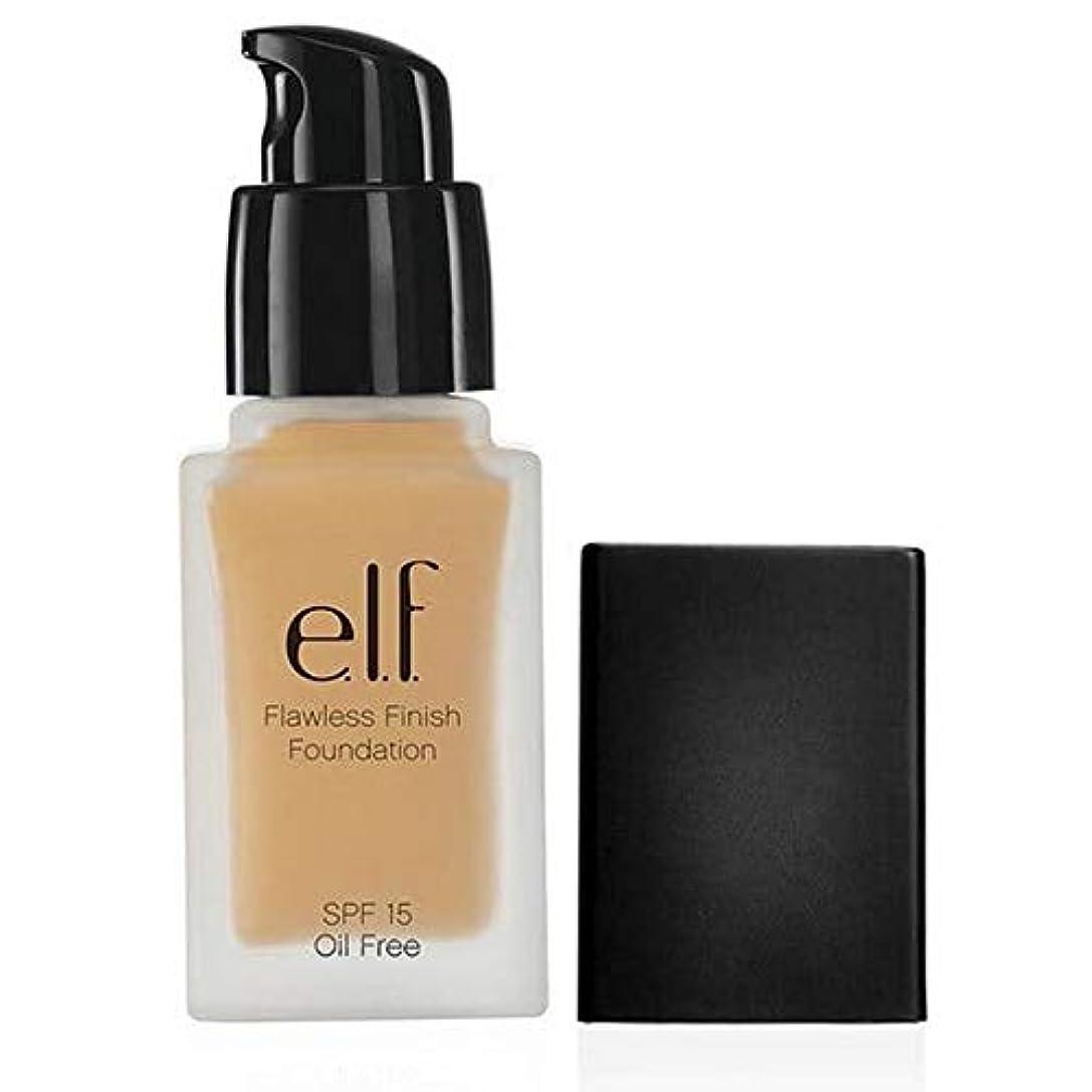 お風呂旅行チャペル[Elf ] エルフ。完璧な仕上げの土台は、15蜂蜜をSpf - e.l.f. Flawless Finish Foundation SPF 15 Honey [並行輸入品]