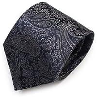 アクアスキュータム ネクタイ シルク イタリア製 メンズ (並行輸入品)