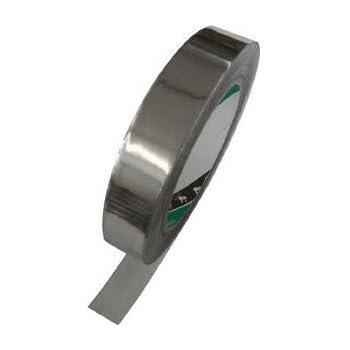 寺岡製作所 導電性アルミ箔粘着テープNO.8303 25mmX20M 8303