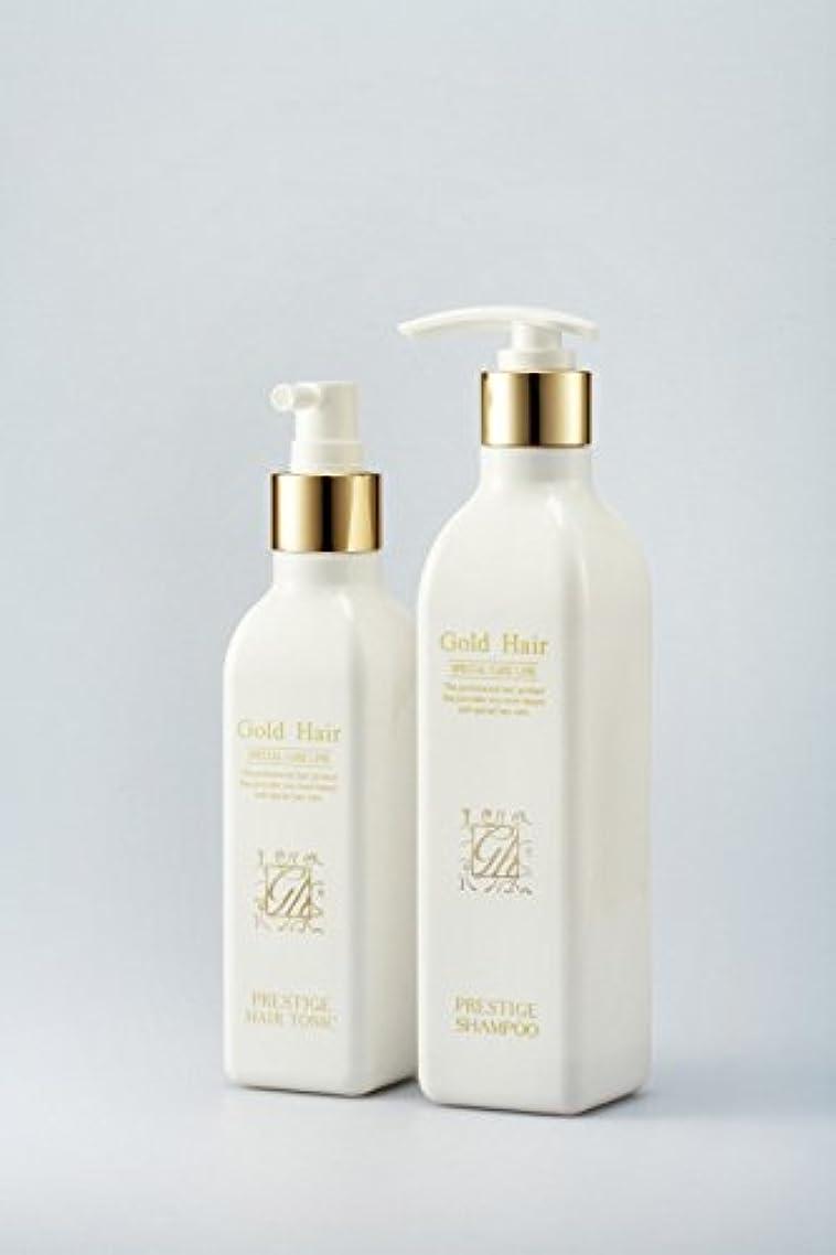 今日トンネルずらすゴールドヘア育毛シャンプー&トニック 漢方シャンプー /Herbal Hair Loss Fast Regrowth Gold Hair Loss Shampoox1ea & Gold Hair Oriental Herbal...