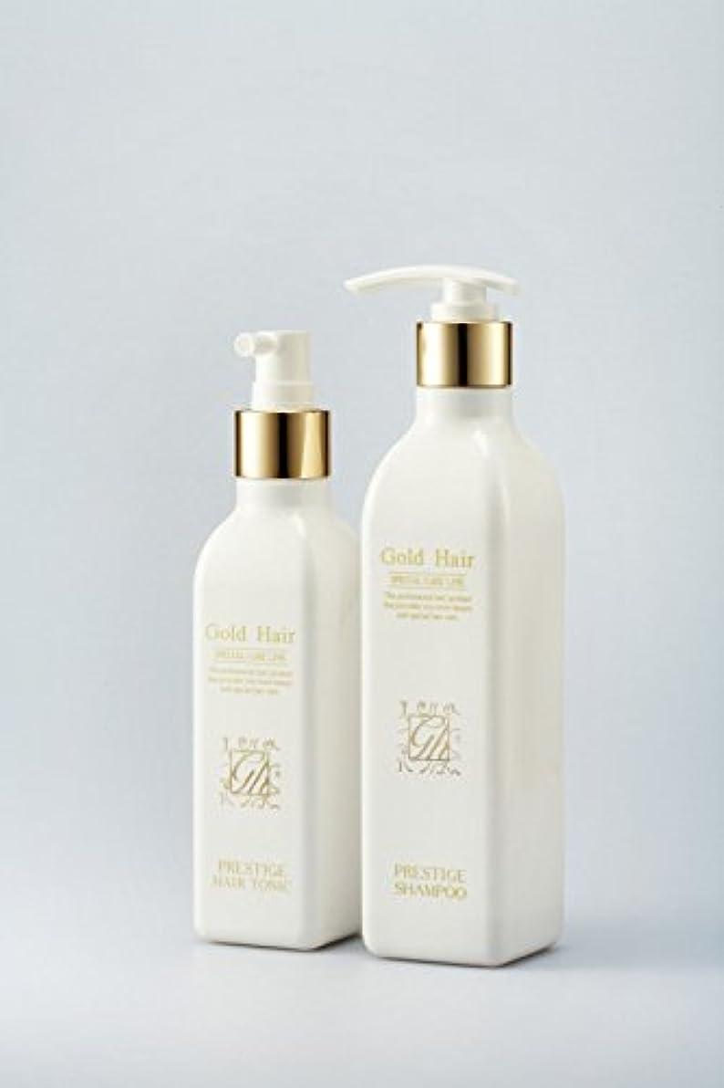 粒示すルアーゴールドヘア育毛シャンプー&トニック 漢方シャンプー /Herbal Hair Loss Fast Regrowth Gold Hair Loss Shampoox1ea & Gold Hair Oriental Herbal...
