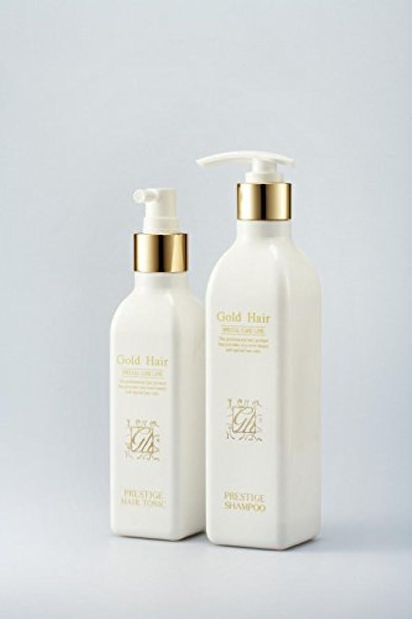 封筒給料女将ゴールドヘア育毛シャンプー&トニック 漢方シャンプー /Herbal Hair Loss Fast Regrowth Gold Hair Loss Shampoox1ea & Gold Hair Oriental Herbal...