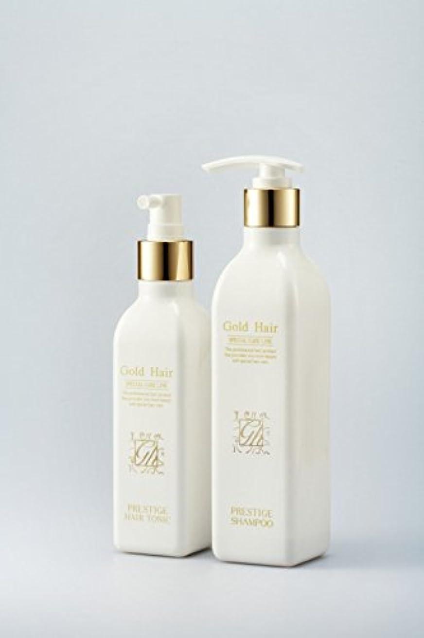 風変わりなますます油ゴールドヘア育毛シャンプー&トニック 漢方シャンプー /Herbal Hair Loss Fast Regrowth Gold Hair Loss Shampoox1ea & Gold Hair Oriental Herbal...