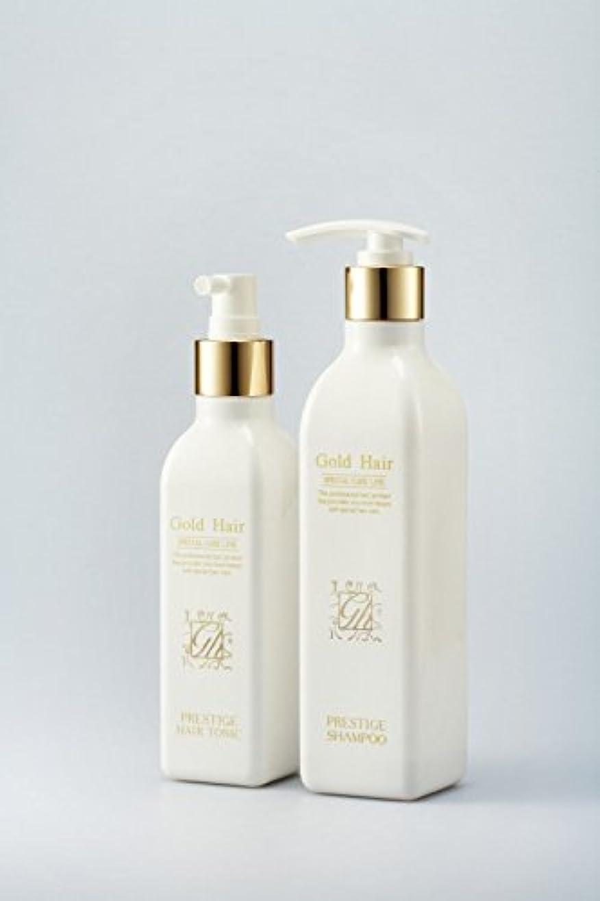 肌寒い収まる清めるゴールドヘア育毛シャンプー&トニック 漢方シャンプー /Herbal Hair Loss Fast Regrowth Gold Hair Loss Shampoox1ea & Gold Hair Oriental Herbal...
