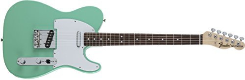 Fender エレキギター MIJ Traditional 70s Telecaster® Ash Rosewood Surf Green