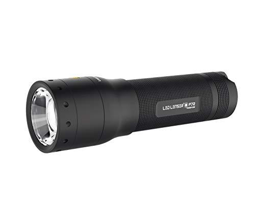 Ledlenser(レッドレンザー) LED懐中電灯 P7R 強力ライト/定番サイズ 【明るさ約1000ルーメン】 【最長7年保証】 充電式 [日本正規品] 9408-R