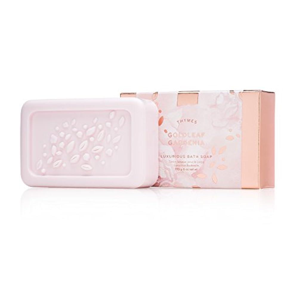 やめる運動パケットタイムズ Goldleaf Gardenia Luxurious Bath Soap 170g/6oz並行輸入品