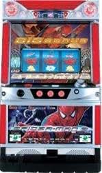 スパイダーマン3 [家庭用|中古パチスロ実機 フルセット]家庭用 中古スロット [おもちゃ&ホビー] [おもちゃ&ホビー]