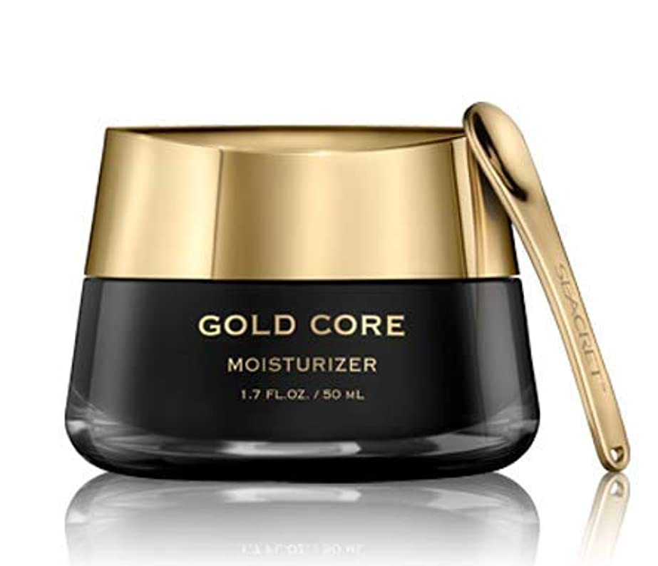 指標独立消毒剤SEACRET(シークレット) 24K金 タイムレスモイスチャーライザー GOLD CORE TIMELESS MOISTURIZER 50ML
