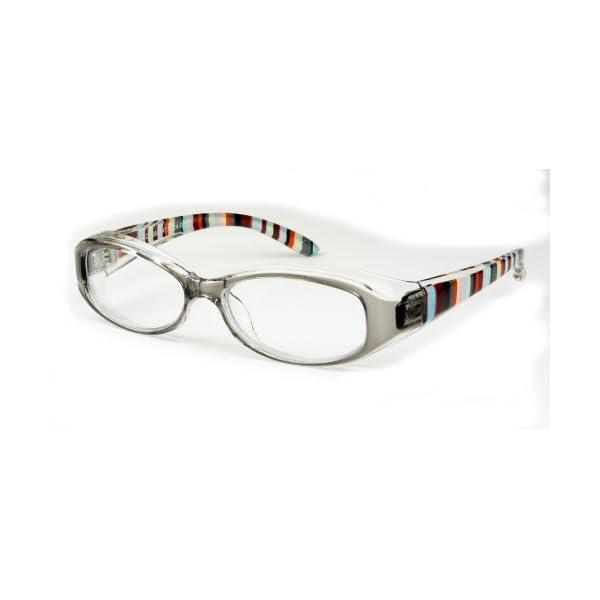 花粉対策眼鏡(めがね・メガネ) スカッシースマー...の商品画像