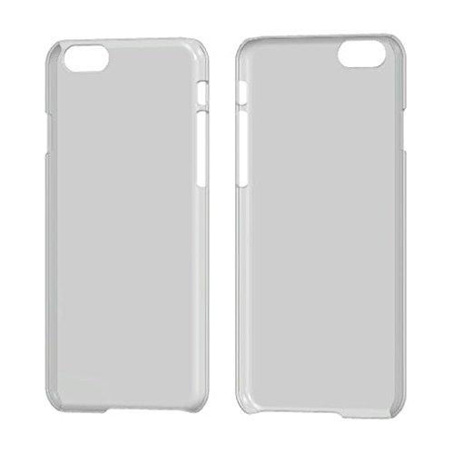 【Homu Homu】iPhone 6 plus(5.5インチ) ハードケース プラスチックケースクリアケース ハードケース スリム ハードカバー クリアケース クリスタルケース クリアカバー クリスタルカバー iPhone 6 plus(クリア)133-01