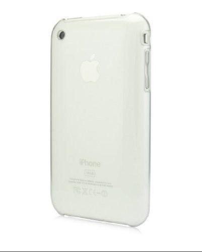 パワーサポート エアージャケットセット for iPhone 3G Clear PPK-71