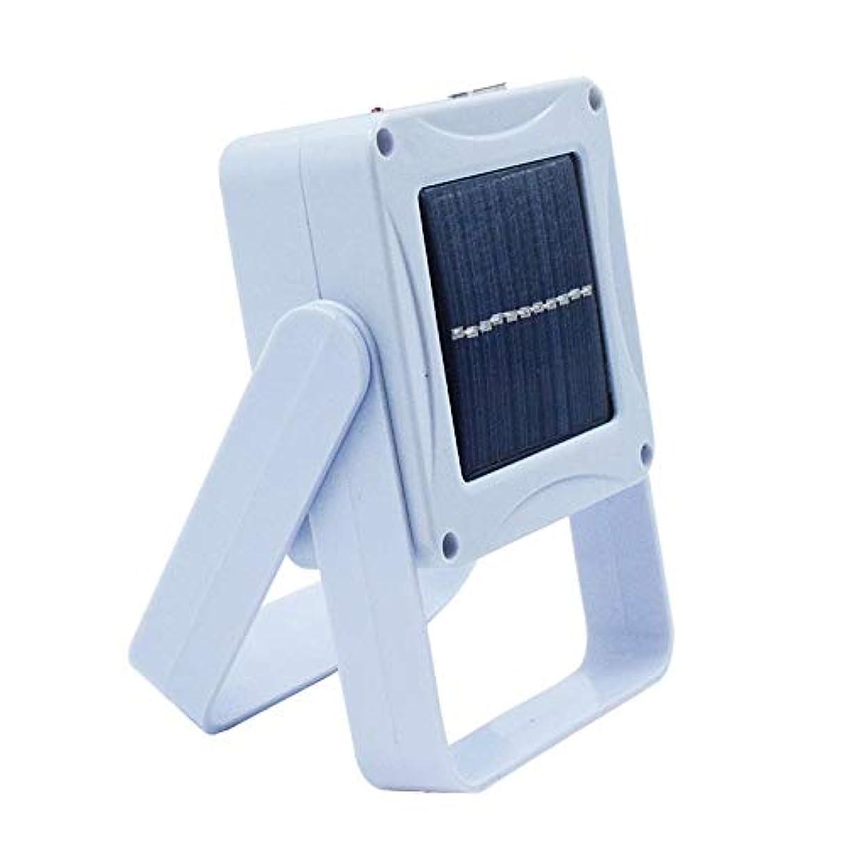 テレビ局ディプロマと闘うKYAWJY ソーラーライト屋外用モーションセンサーライト、高効率ソーラーパネル付き、防水IP65、広い照射角、設置が簡単、キャンプ用、緊急用、中庭、携帯用照明