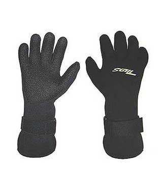 5mm Tilos Keprotec Gauntlet Adjustable Glove for Scuba Diving SM [並行輸入品]