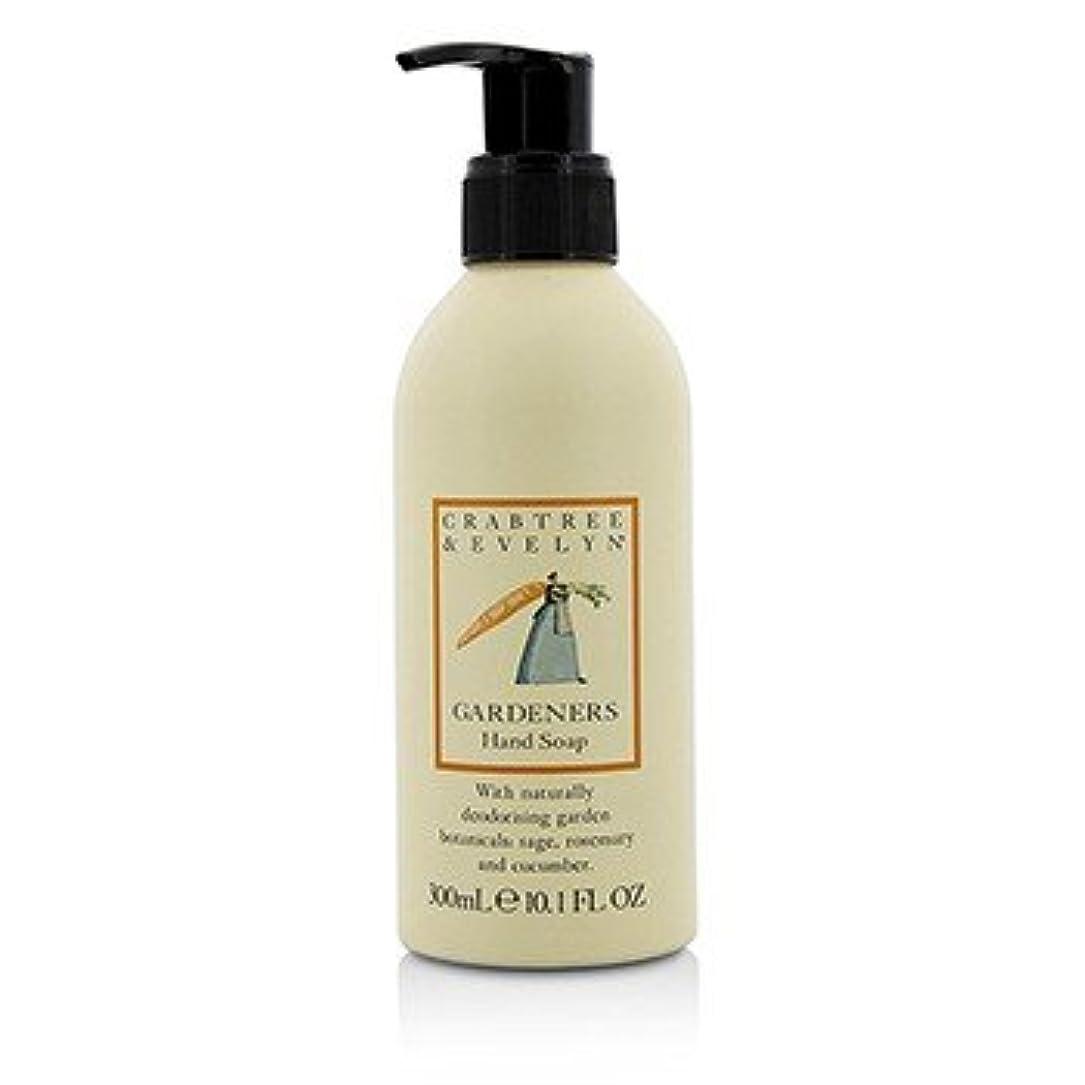 入札速い複数[Crabtree & Evelyn] Gardeners Hand Soap 300ml/10.1oz