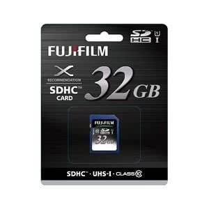 富士フイルム SDHC-032G-C10U1 UHS-I SDHCカード32GB