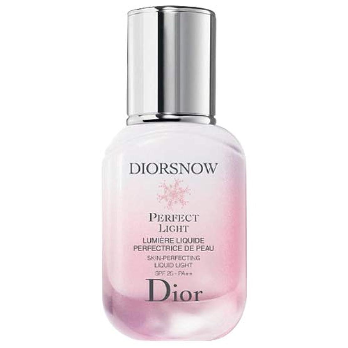 湿原整理する保証するクリスチャンディオール Christian Dior スノーパーフェクト ライト SPF25/PA++ 30mL [並行輸入品]