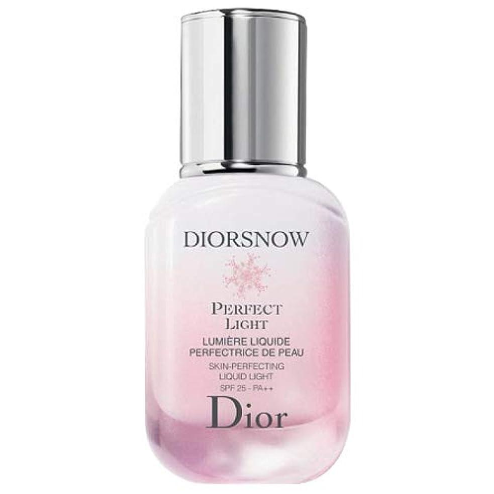 見捨てられた異なるふりをするクリスチャンディオール Christian Dior スノーパーフェクト ライト SPF25/PA++ 30mL [並行輸入品]