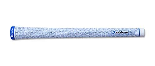 perfect pro(パーフェクト プロ) ゴルフグリップ Phiten Xライン WCCコード ホワイト×ブルーコード M60バックライン有
