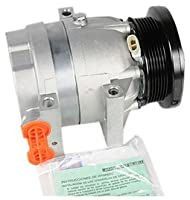 ACDelco 15-21720 GM Original Equipment Air Conditioning Compressor [並行輸入品]