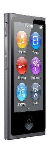 iPod nano 16GB ME971J/A スペースグレー