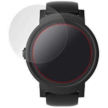 日本製 指紋が目立たない 2枚組 光沢液晶保護フィルム TicWatch 用 OverLay Brilliant OBTICWATCH/2/12