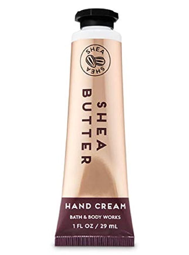 ハシー電池油バス&ボディワークス シアバター ハンドクリーム Shea Butter Hand Cream