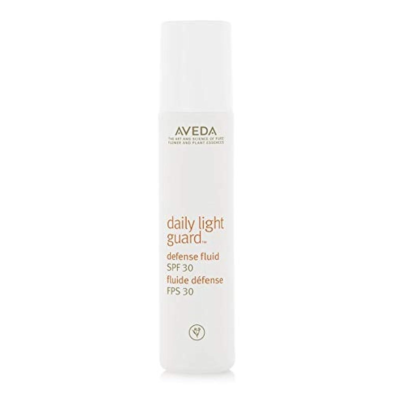 女性雑種立法[AVEDA ] アヴェダ毎日ライトガードSpf30 30ミリリットル - Aveda Daily Light Guard SPF30 30ml [並行輸入品]