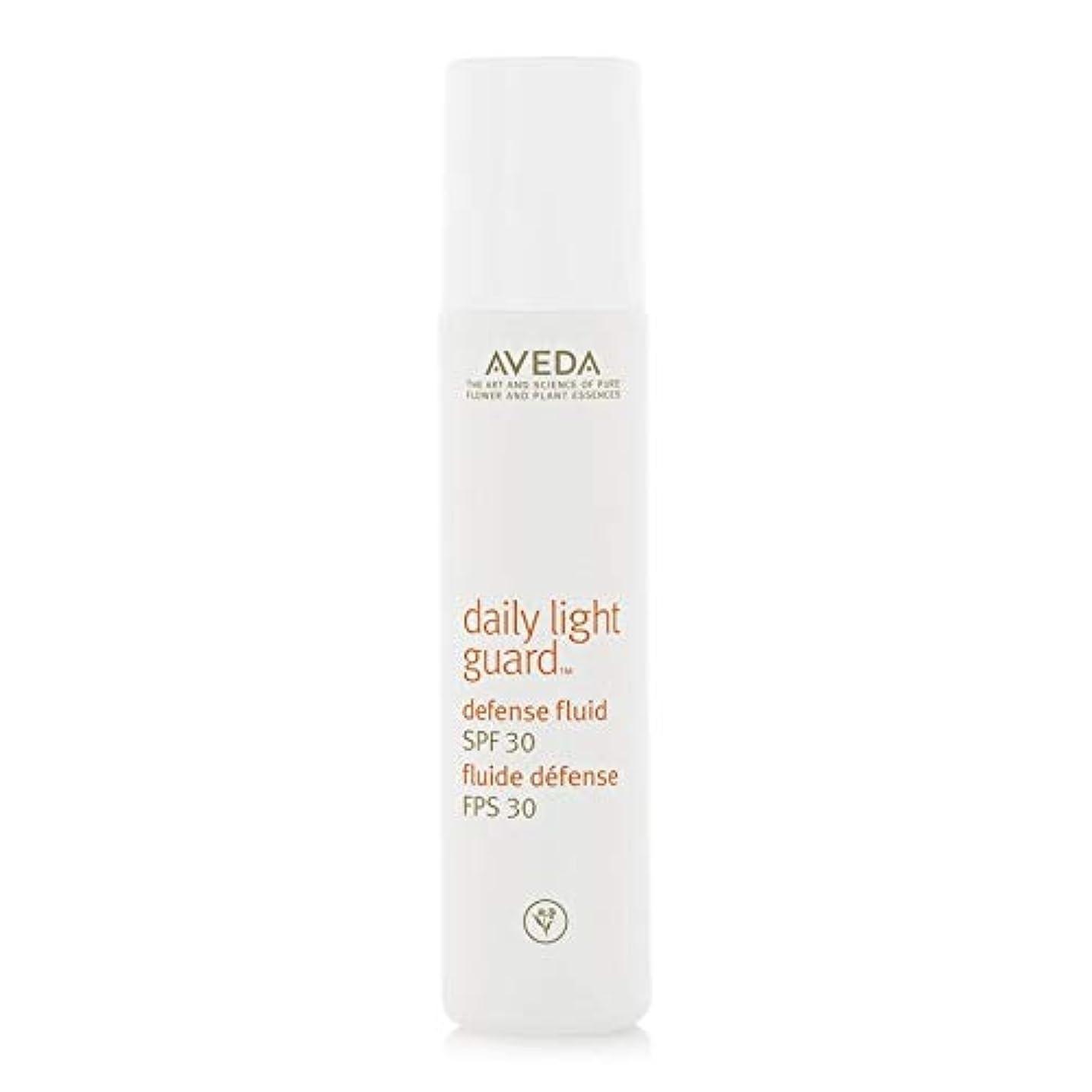 バクテリア代表する細分化する[AVEDA ] アヴェダ毎日ライトガードSpf30 30ミリリットル - Aveda Daily Light Guard SPF30 30ml [並行輸入品]