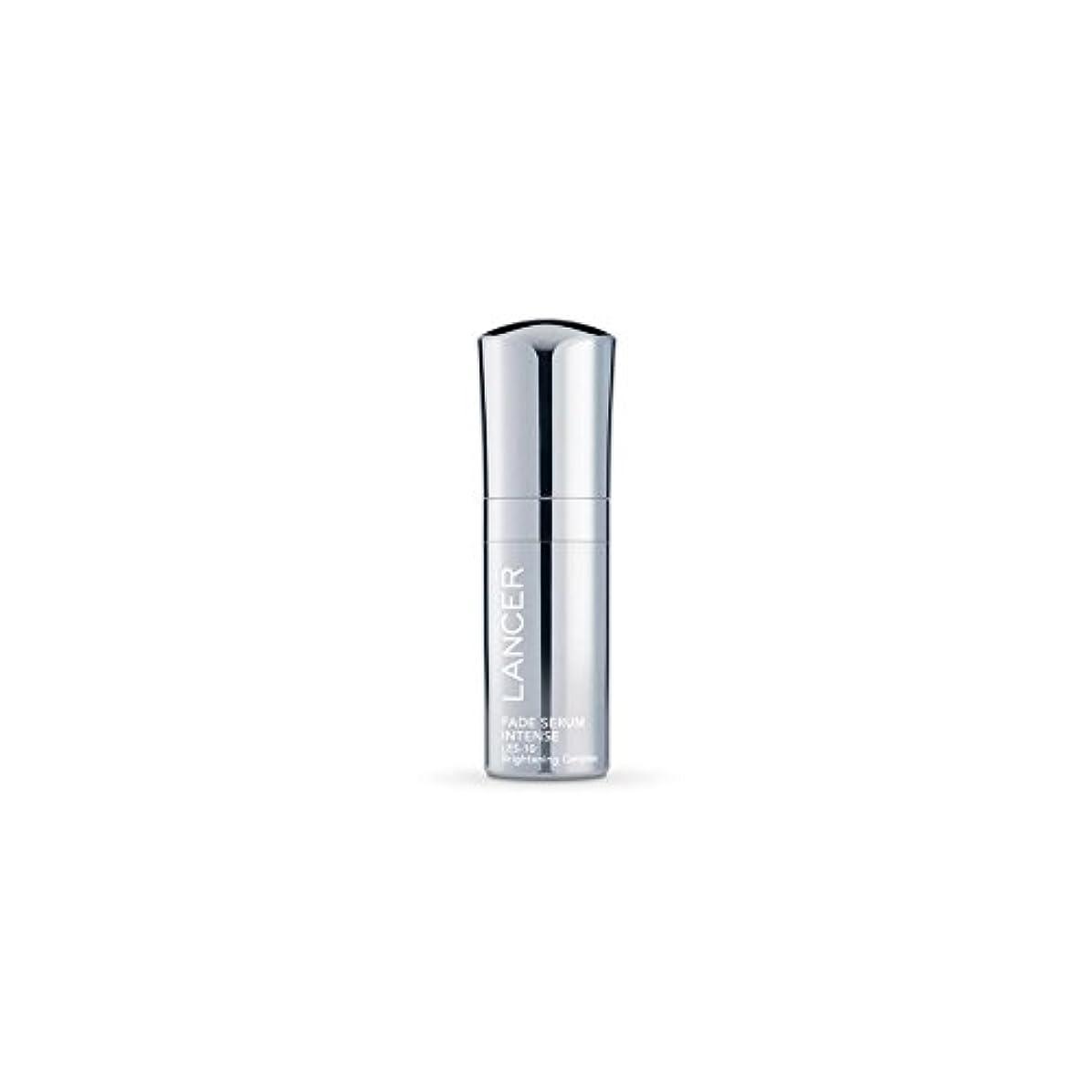 日食歯車中古強烈ランサースキンケアフェード血清(30ミリリットル) x4 - Lancer Skincare Fade Serum Intense (30ml) (Pack of 4) [並行輸入品]