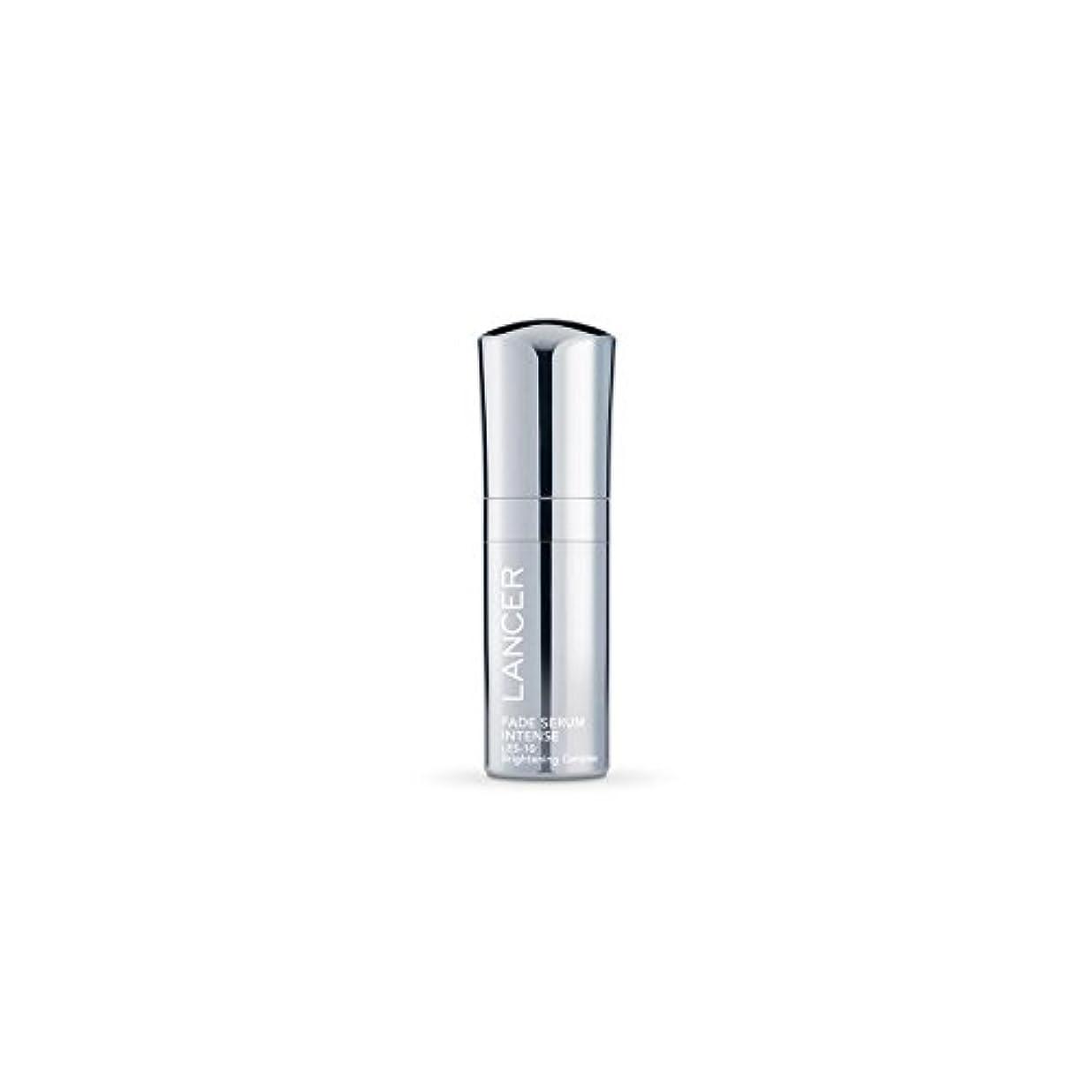 占める周波数ダイヤモンドLancer Skincare Fade Serum Intense (30ml) (Pack of 6) - 強烈ランサースキンケアフェード血清(30ミリリットル) x6 [並行輸入品]