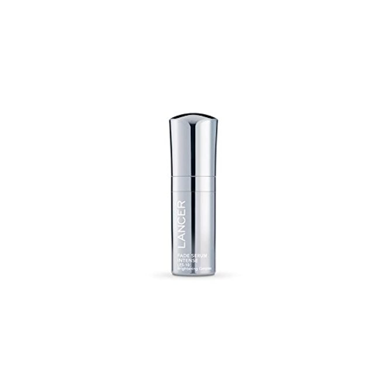 スタッフ筋信頼性のある強烈ランサースキンケアフェード血清(30ミリリットル) x4 - Lancer Skincare Fade Serum Intense (30ml) (Pack of 4) [並行輸入品]