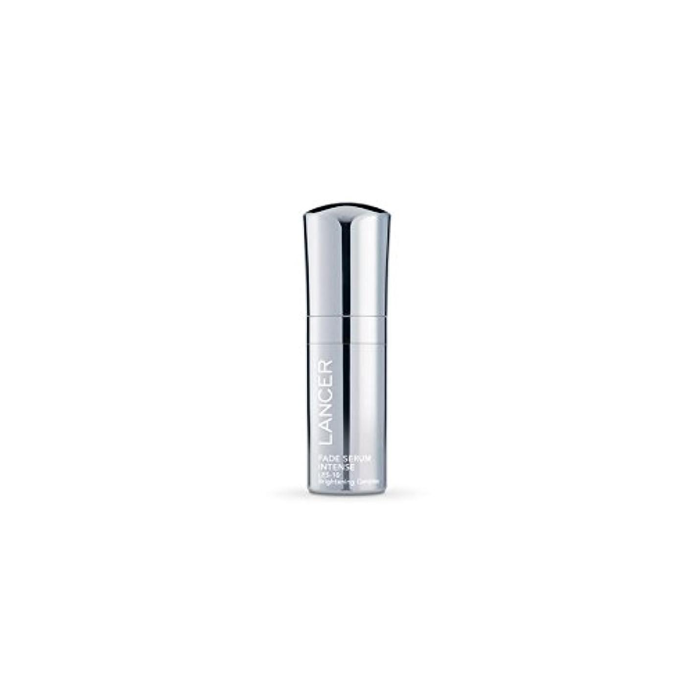 出力ギネス特殊Lancer Skincare Fade Serum Intense (30ml) (Pack of 6) - 強烈ランサースキンケアフェード血清(30ミリリットル) x6 [並行輸入品]