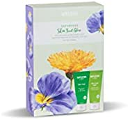 WELEDA SUPERFOOD Skin Food Glow - Skin Food and Skin Food Light, Gift Pack