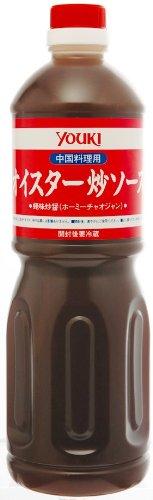 ユウキ オイスター炒ソース 1.1kg