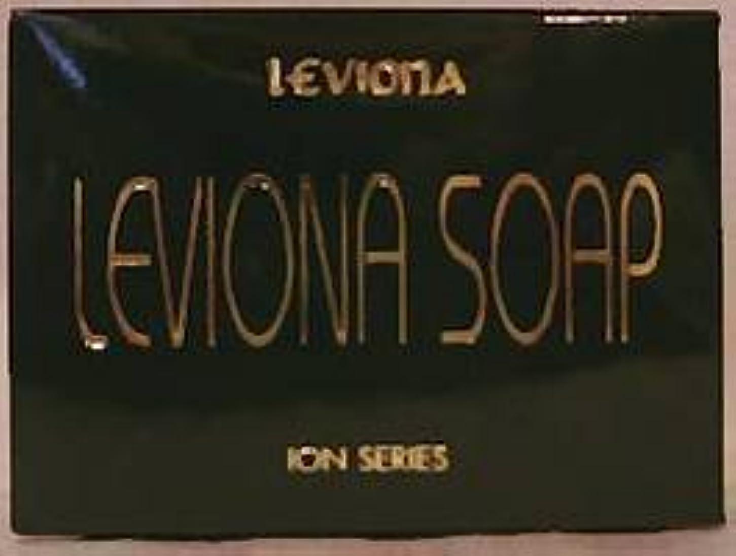 アブストラクト耐久満足できるレビオナ化粧品ソープ(天然イオン配合)