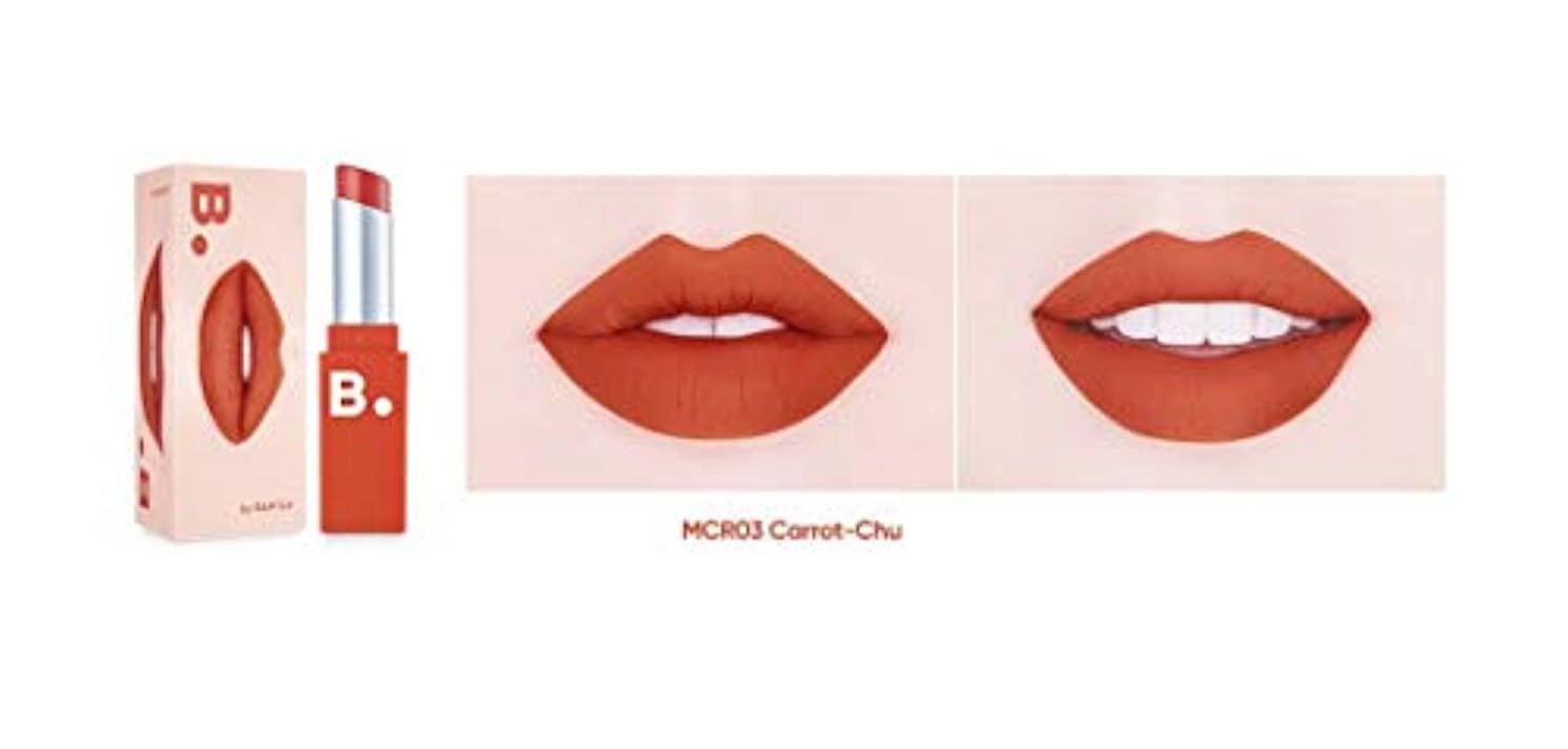 主張する測る賞banilaco リップモーションリップスティック#MCR03キャロットチュー / Lip Motion Lipstick 4.2g # MCR03 Carrot Chew [並行輸入品]