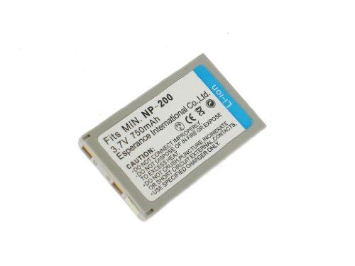 KONIKA/MINOLTA コニカミノルタ  NP-200対応互換バッテリー