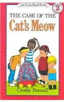 The Case of the Cat's Meow (I Can Read Books: Level 2)